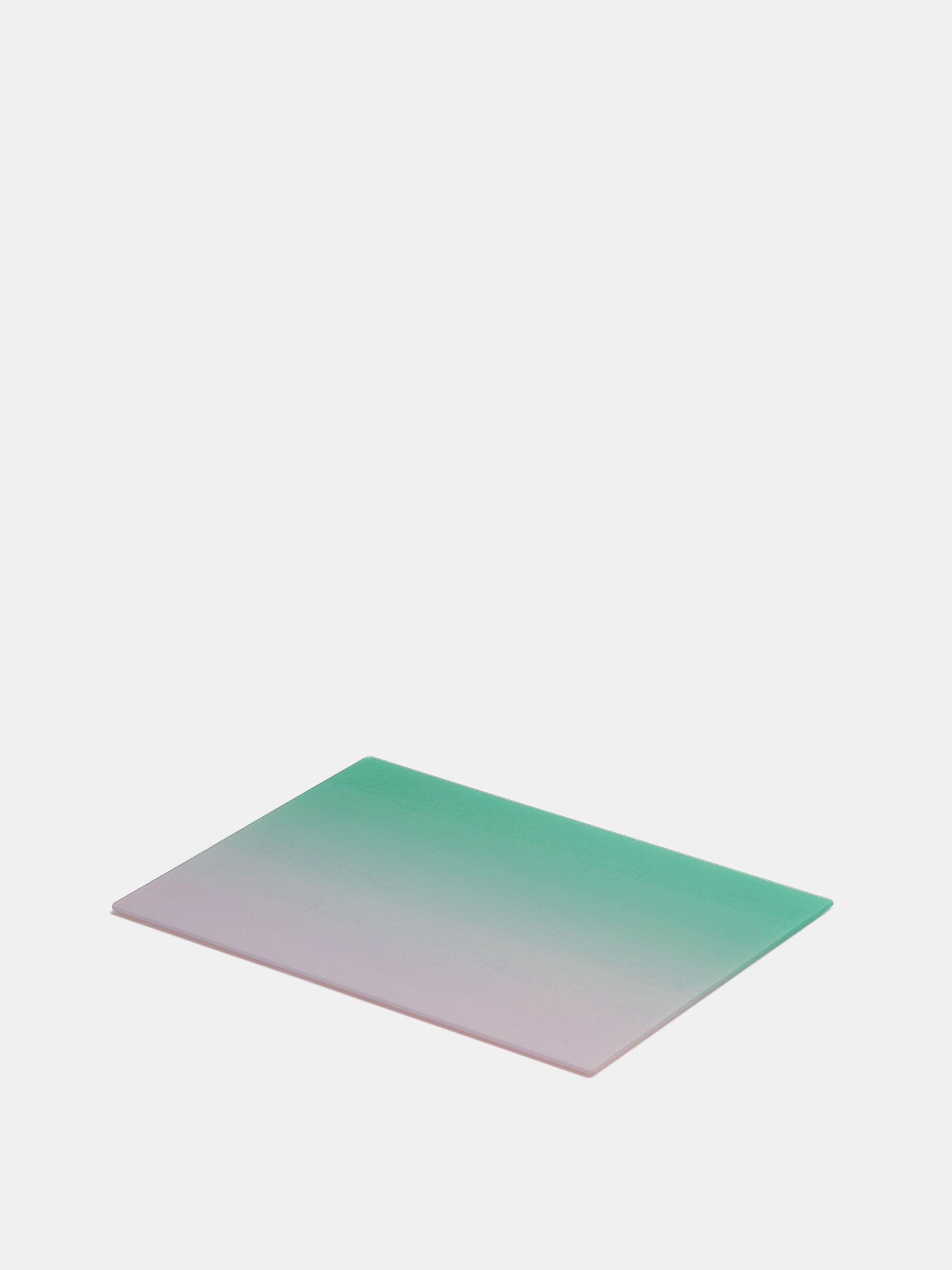 glas schneidebrett personalisiert