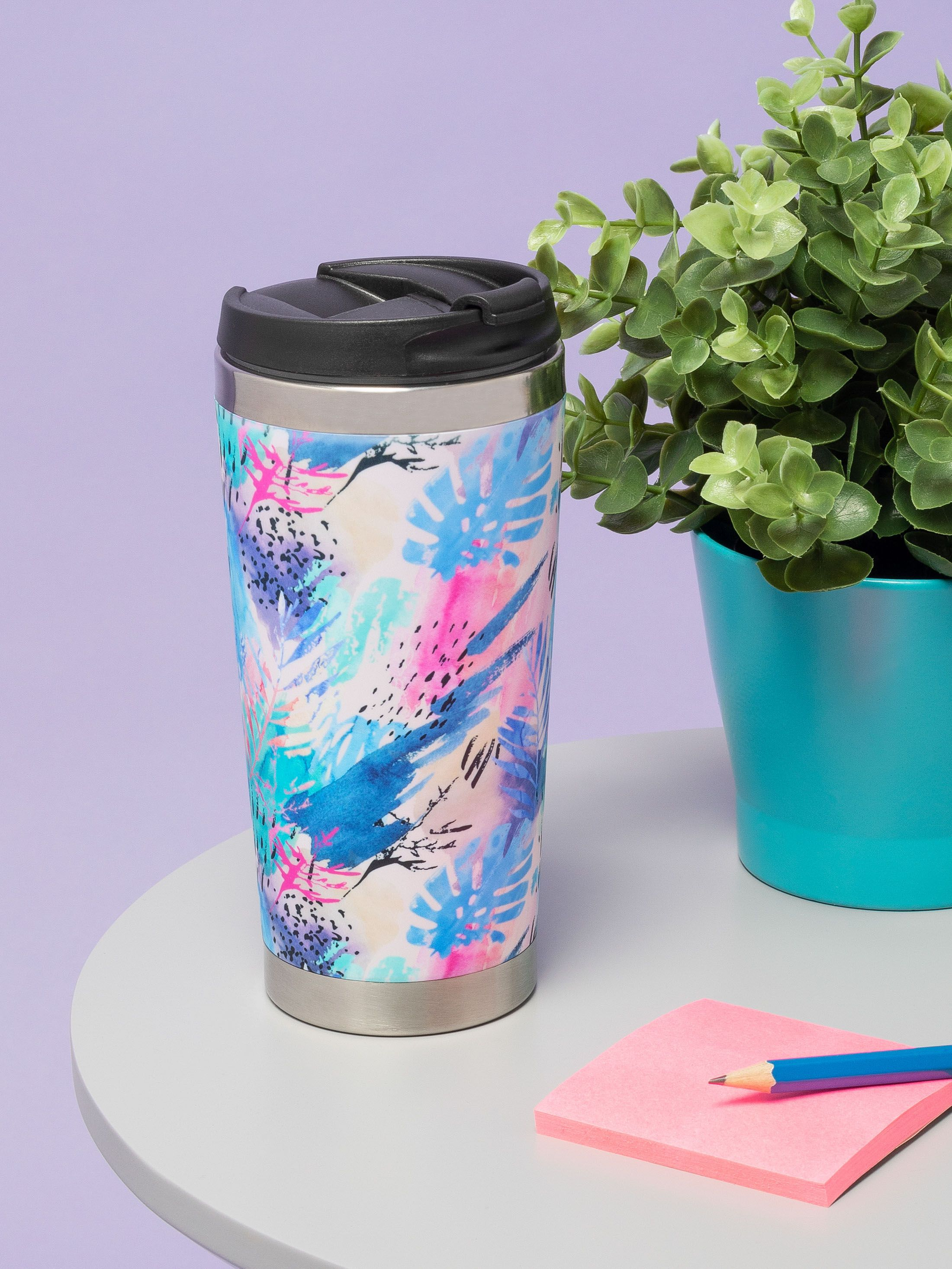 Travel Mug Printed Artists Design