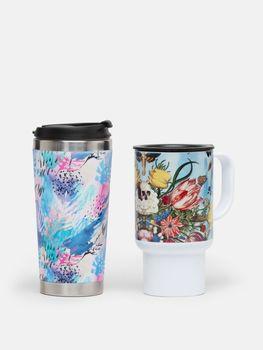 customised travel mug