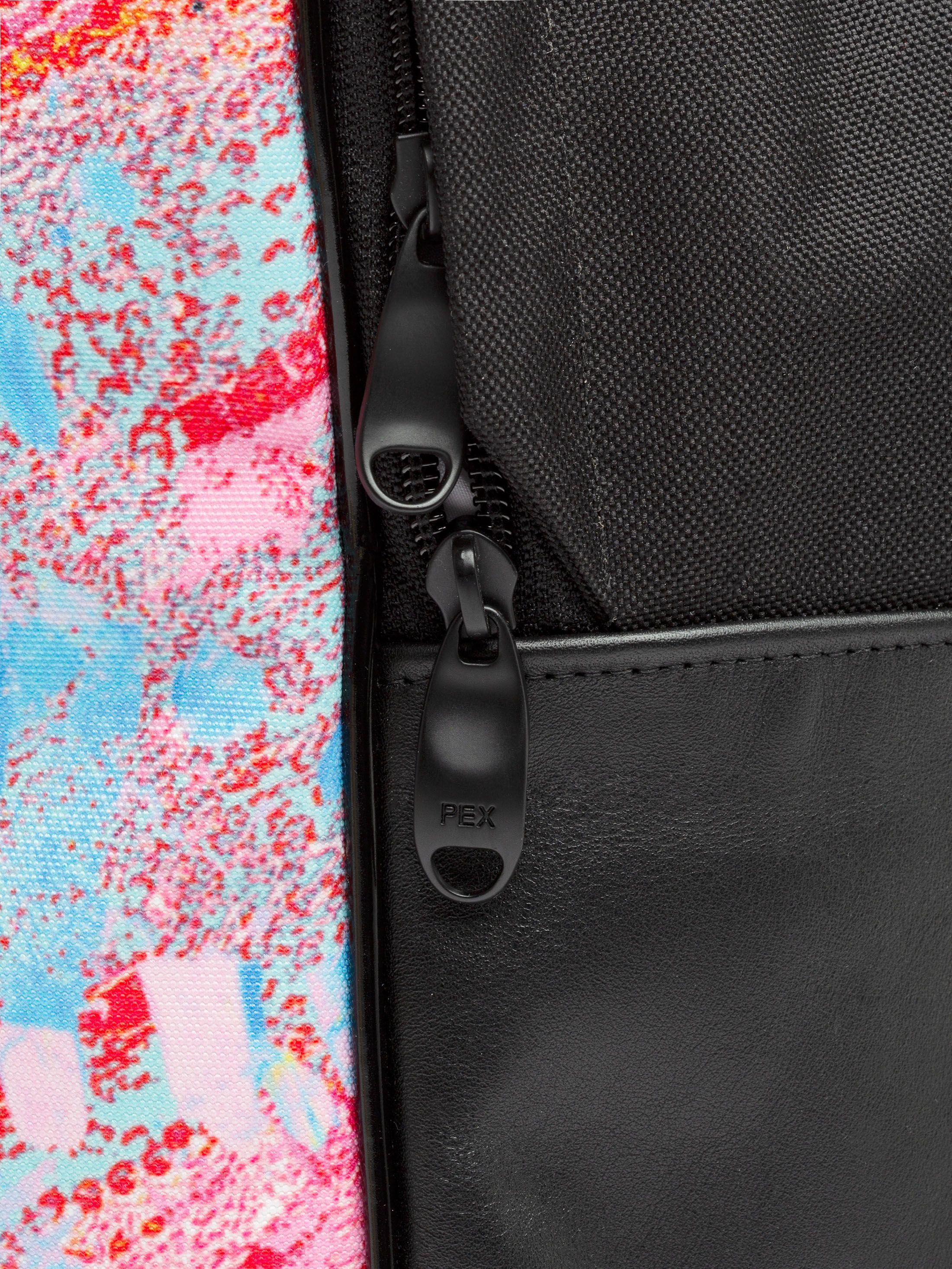 Zip du sac à dos avec dessin