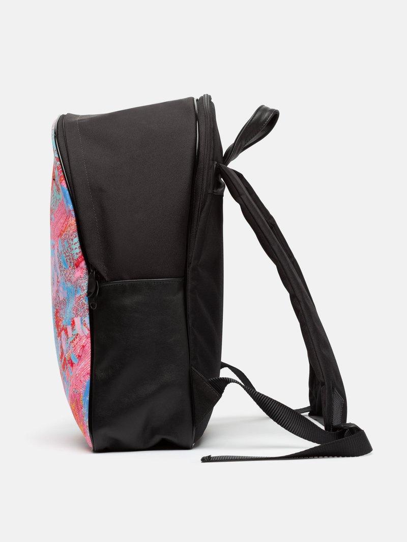 Impression sur sac à dos