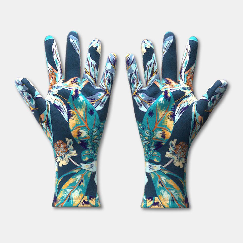 custom fleece gloves