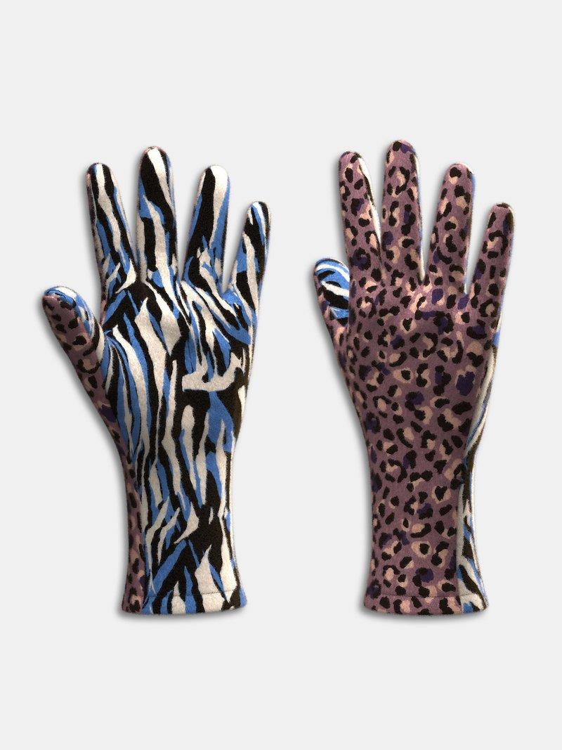 créez vos gants en polaire personnalisés