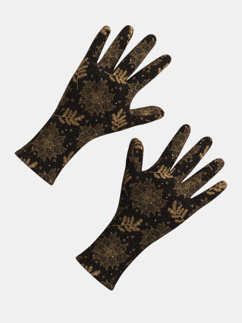 gants imprimés