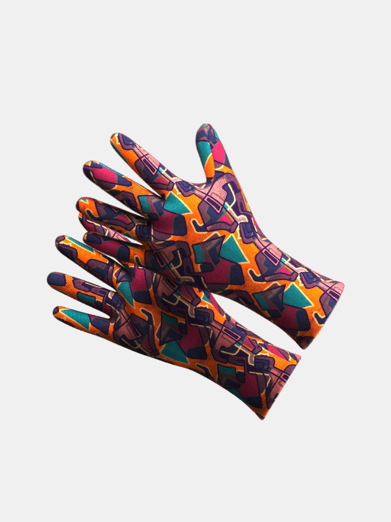 design your own winter gloves