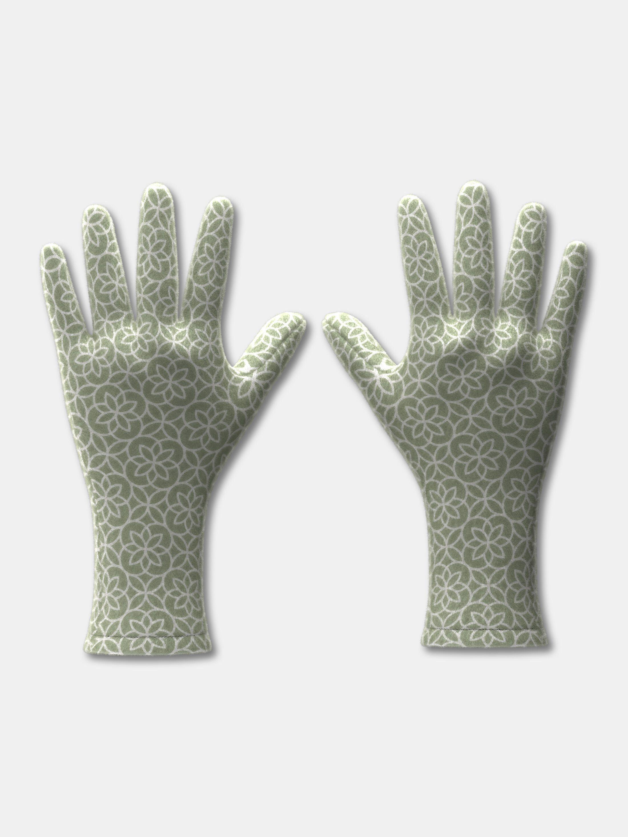 Warme Handschuhe selbst designen