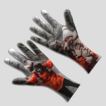 Guantes de Invierno personalizados fotos
