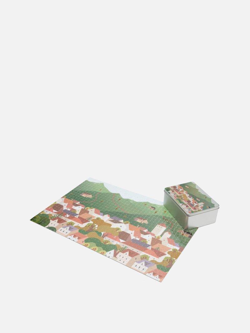 puzzle personnalisé design
