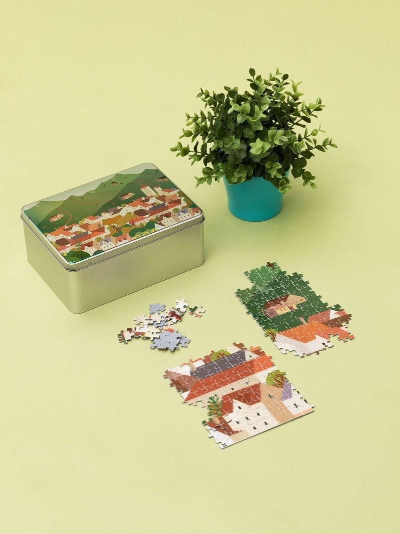 Holz Puzzle online designen