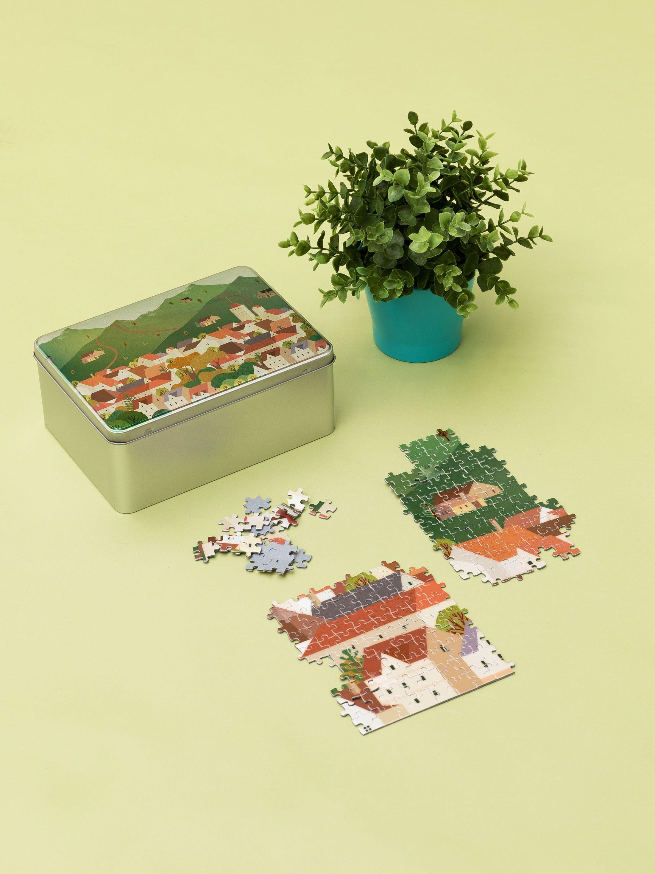 Puzzle Personalizzati in cartoncino