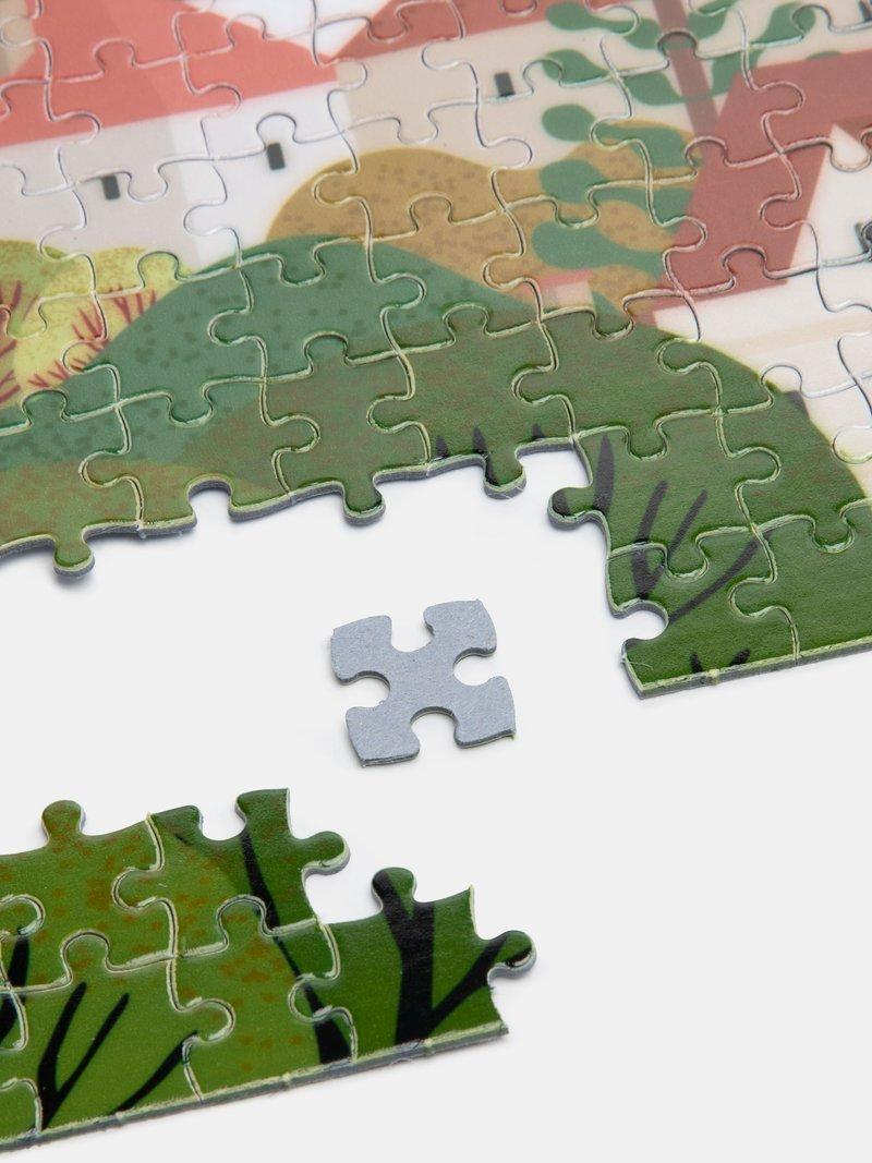 Puzzle selbst gestalten