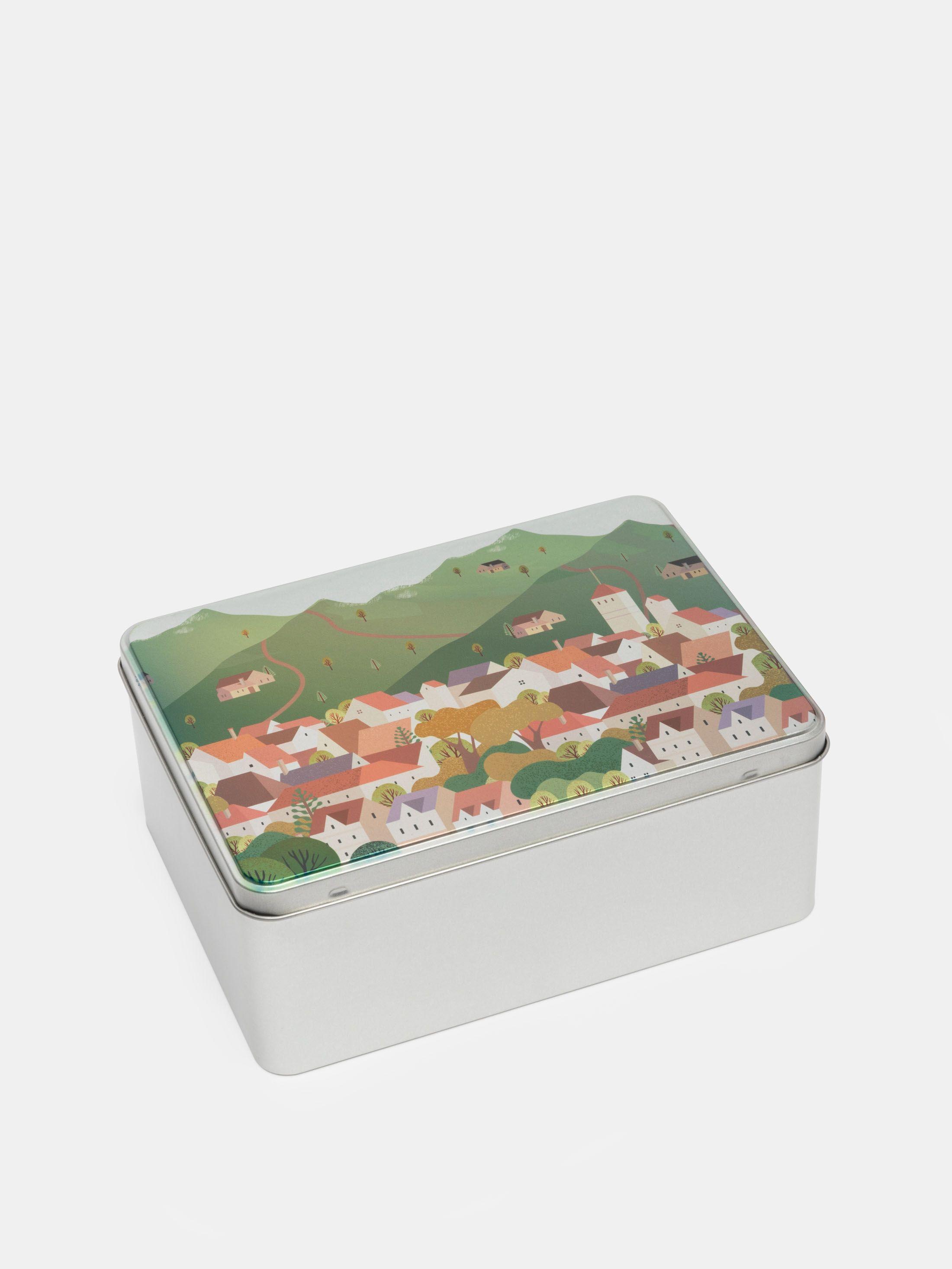Papp Puzzle Rückseite
