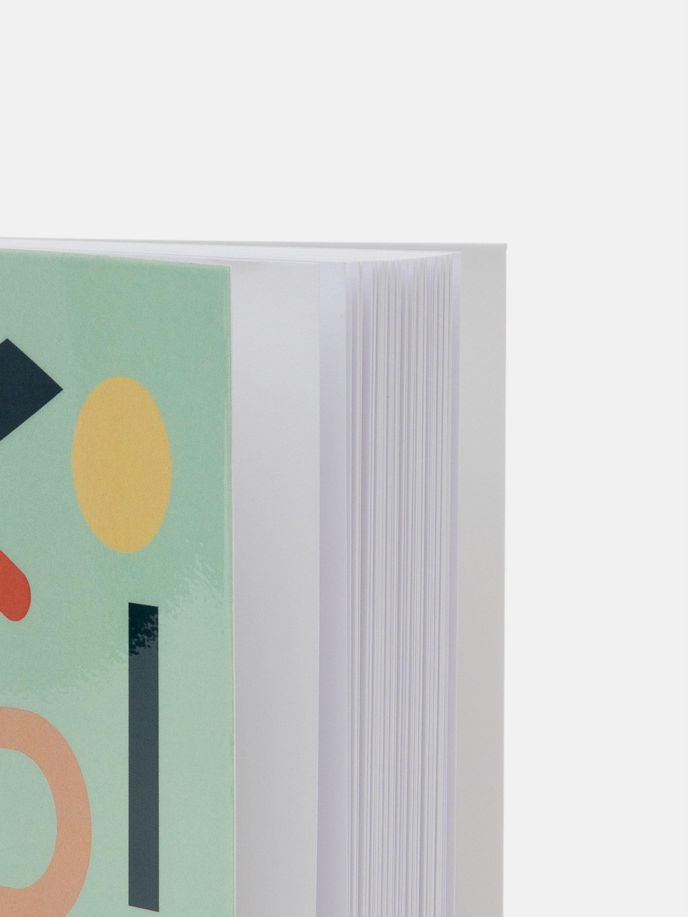 Impression sur carnet personnalisé avec design