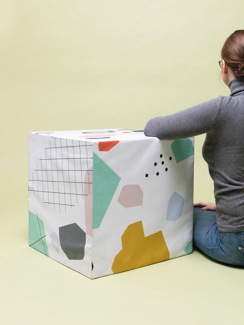 custom cube US