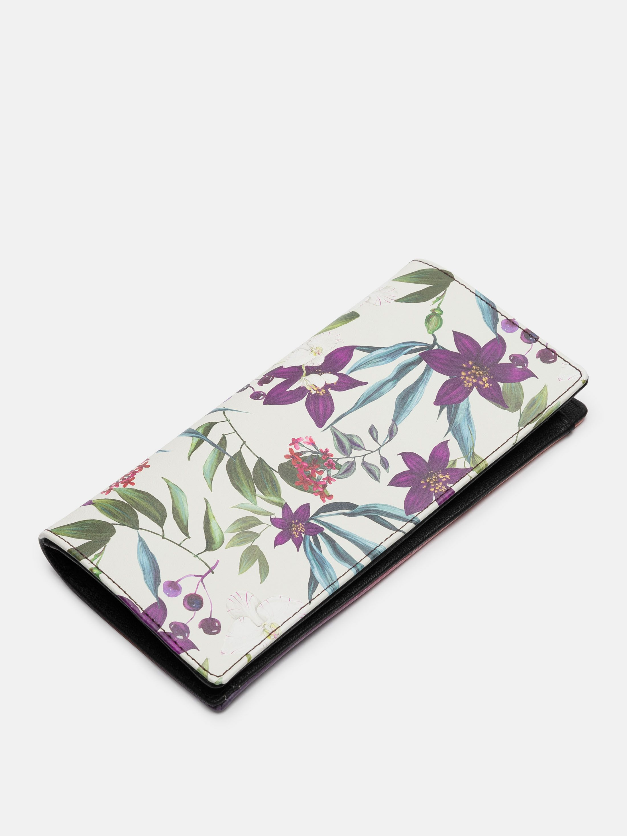 custom travel wallet