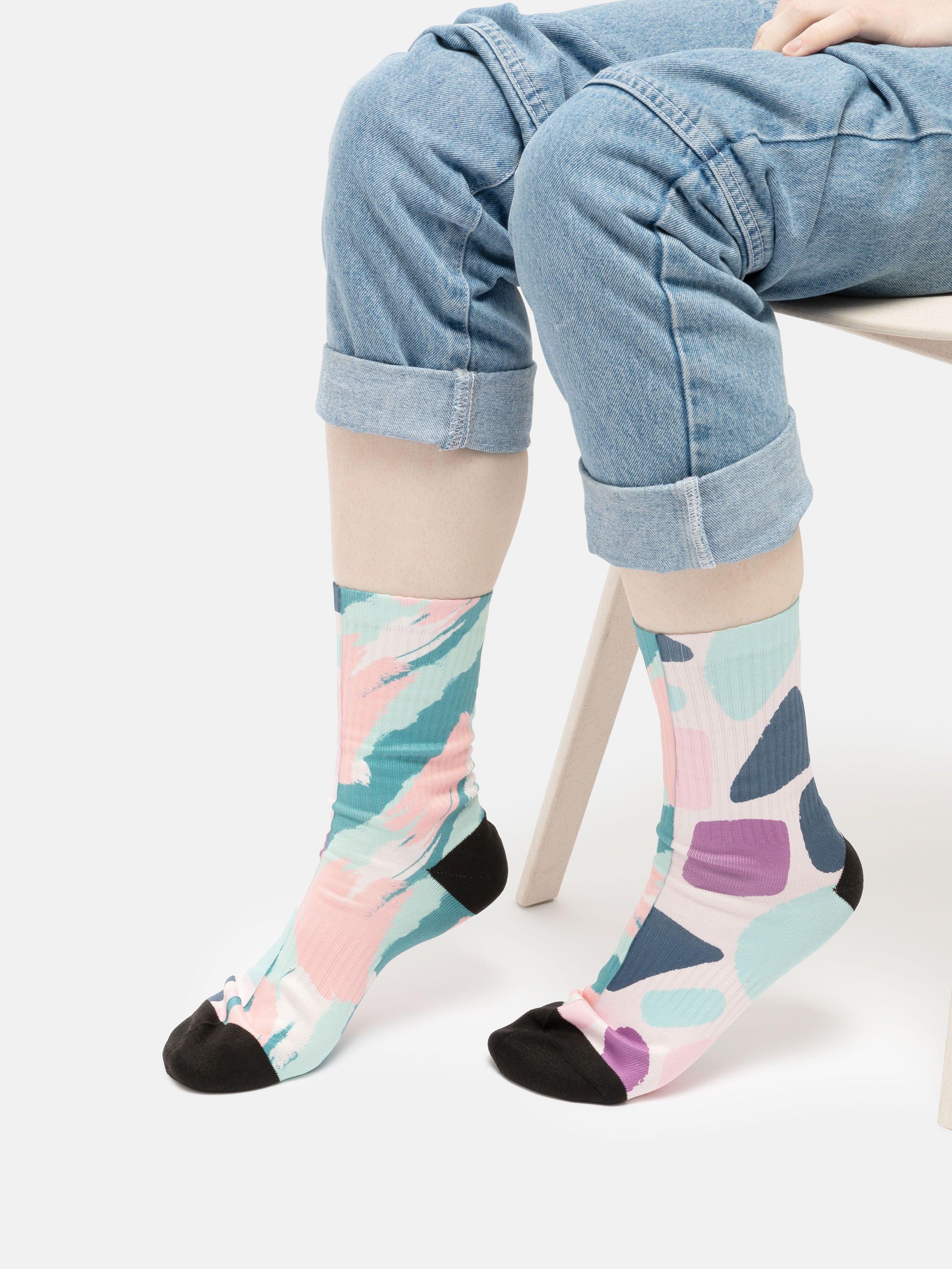 custom socks with logos