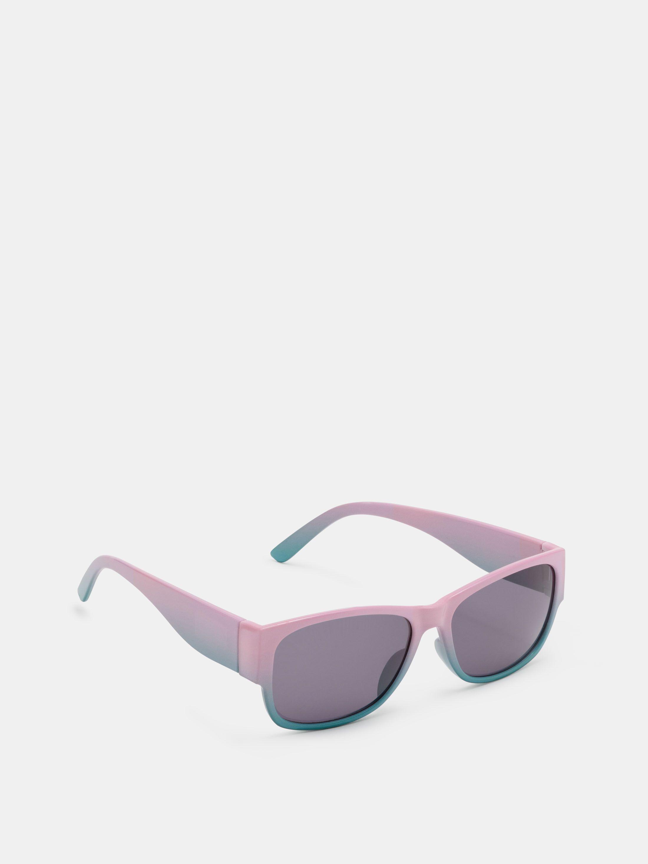 flower print custom sunglasses