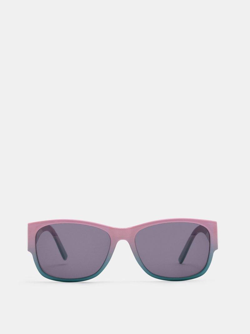 orange personalised sunglasses