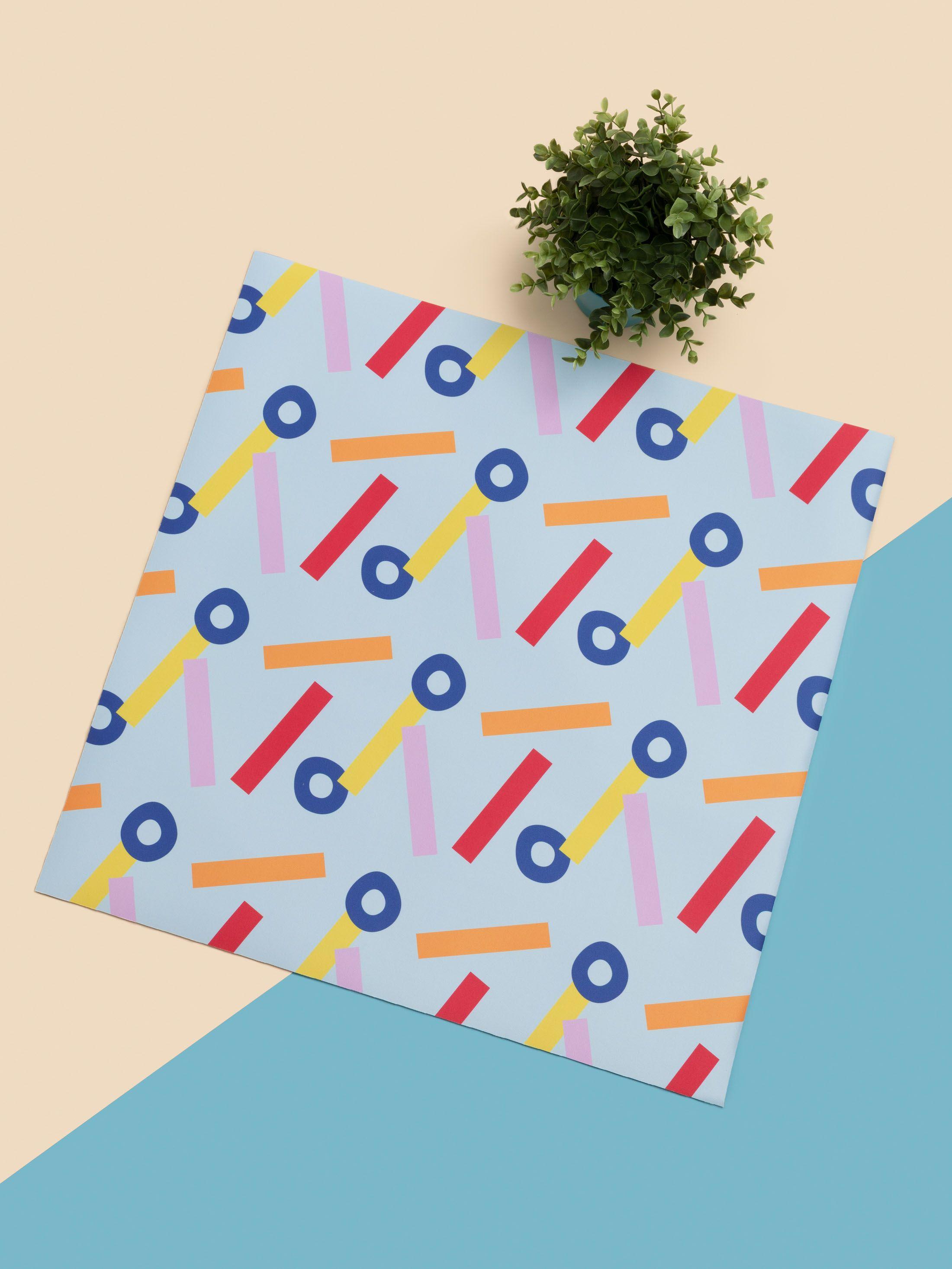 printed playmats