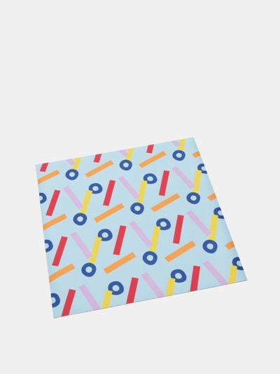 プレイマット デザイン 印刷