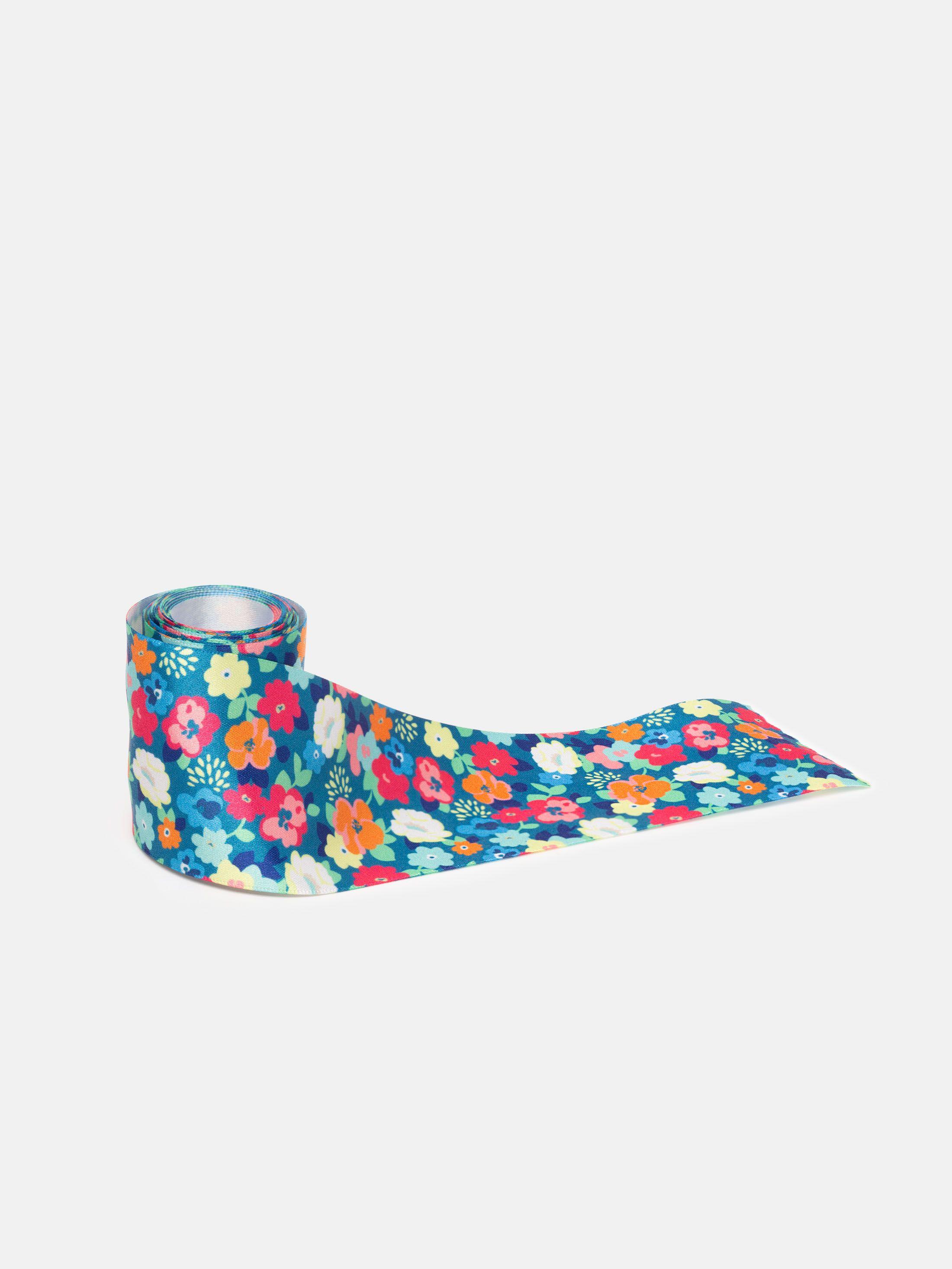 Printed designer ribbon custom printed