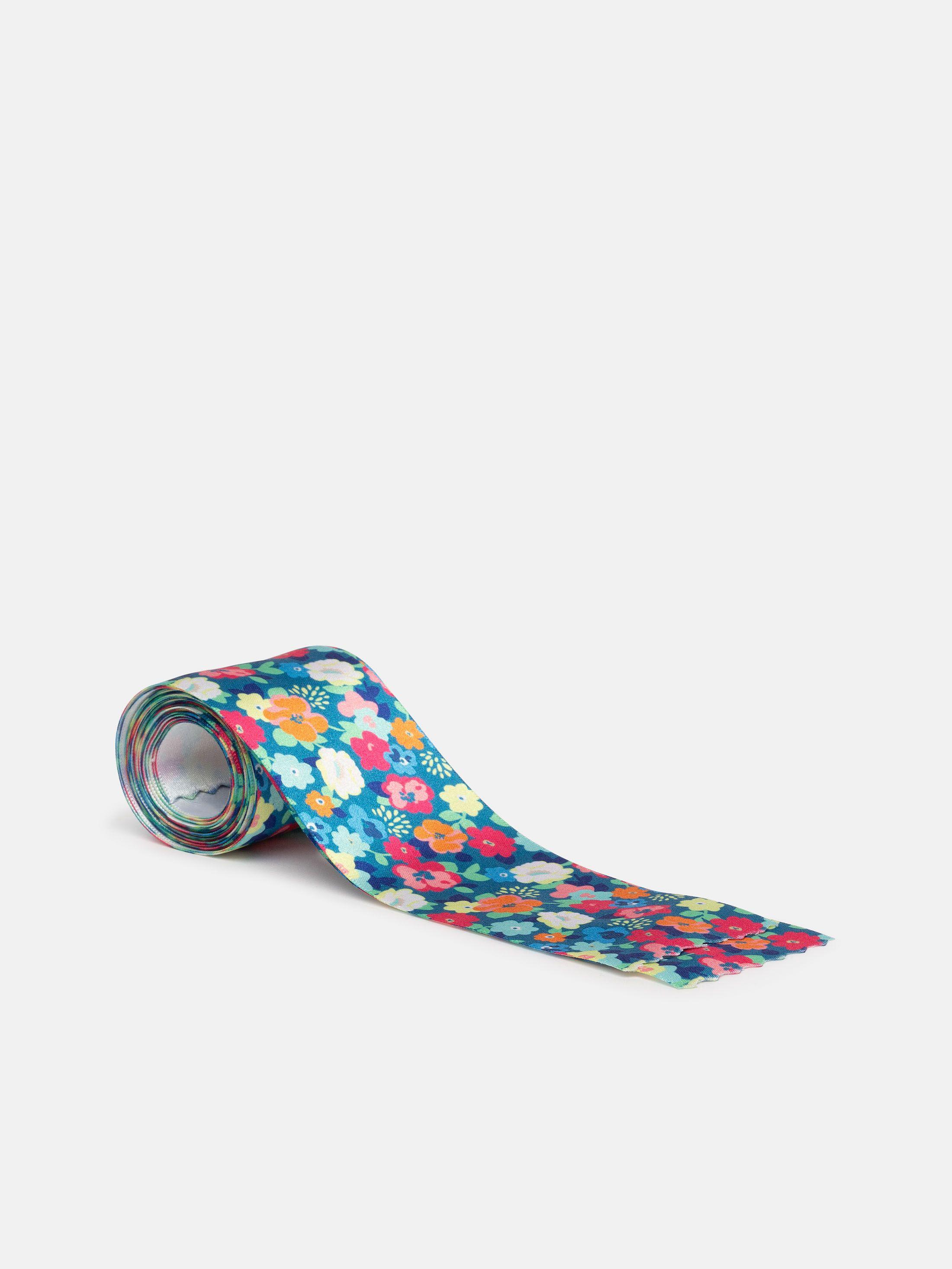 Printed ribbon texture detail