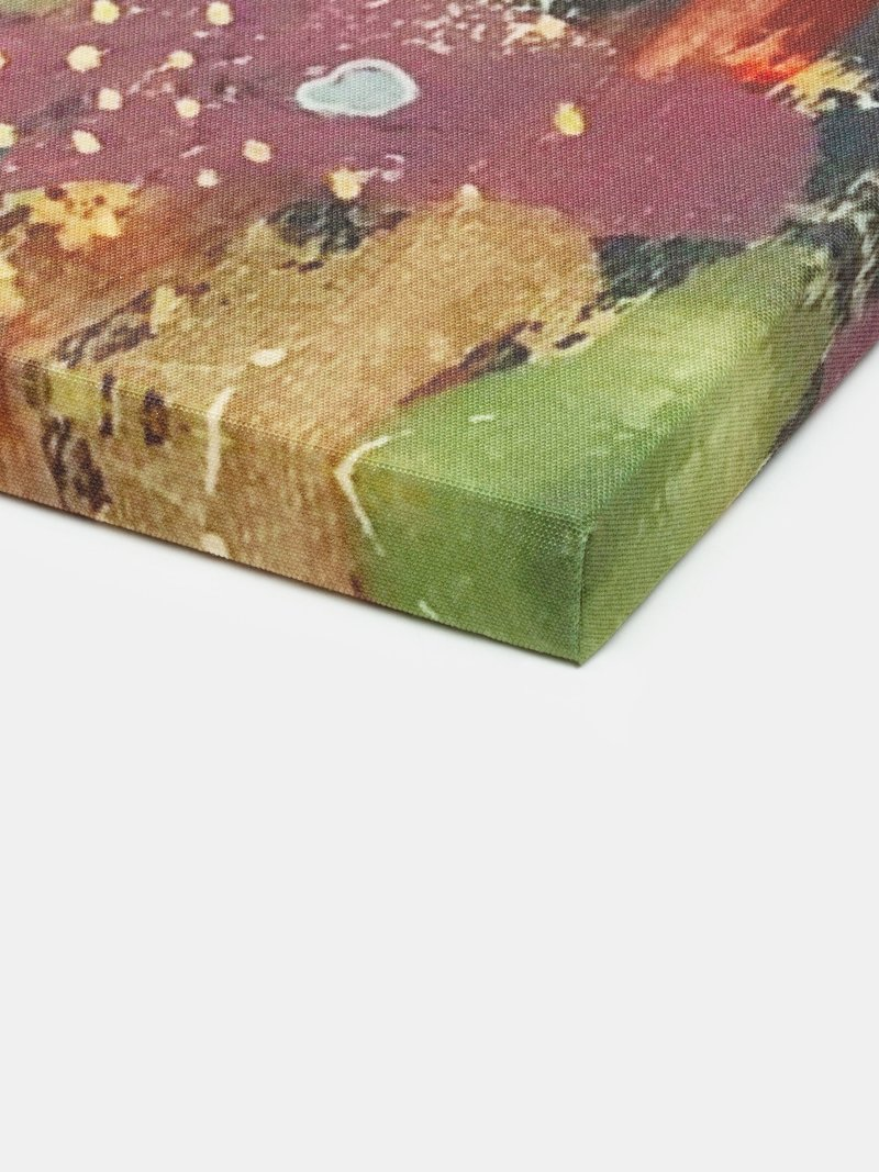 canvas surface
