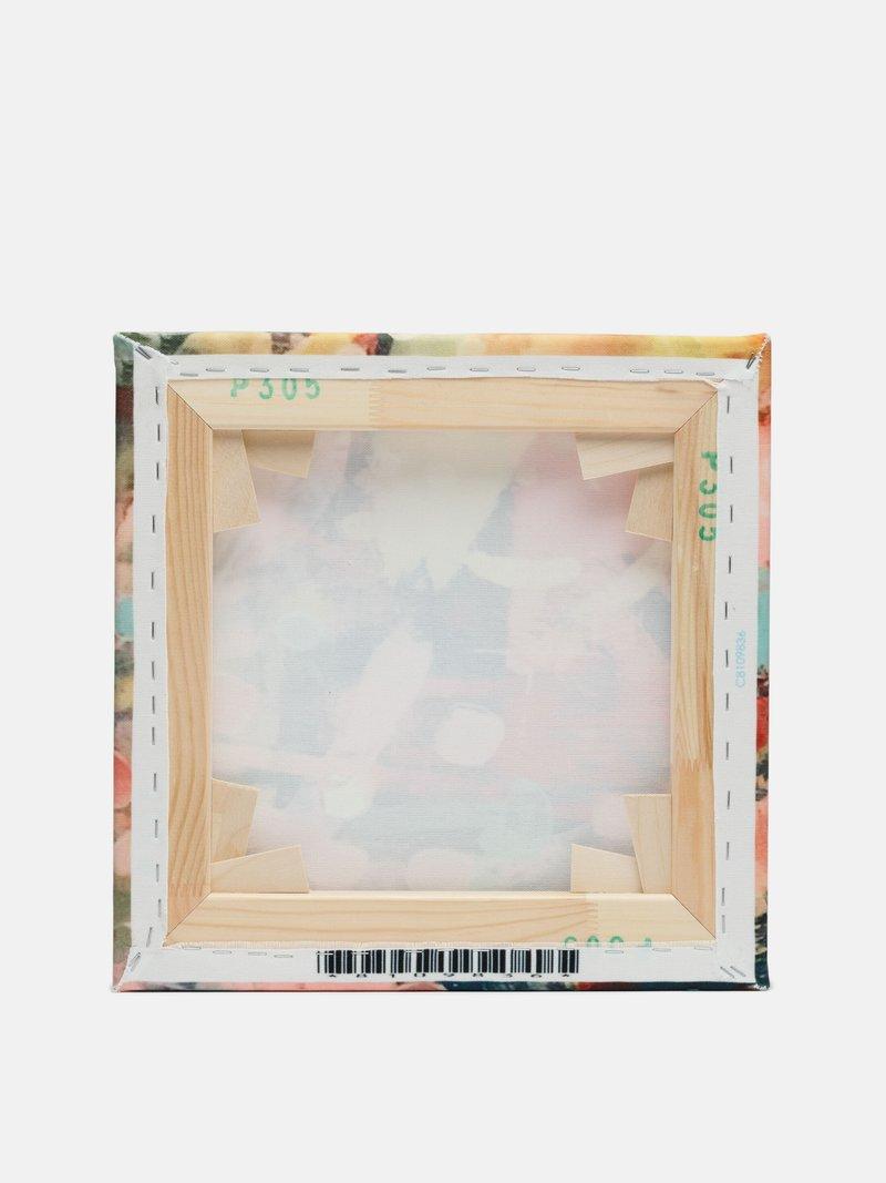 achterkant frame vierluik canvas