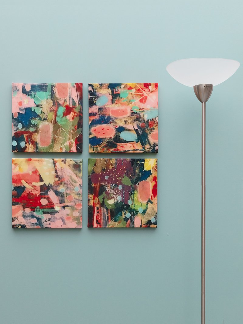 multi panel canvas