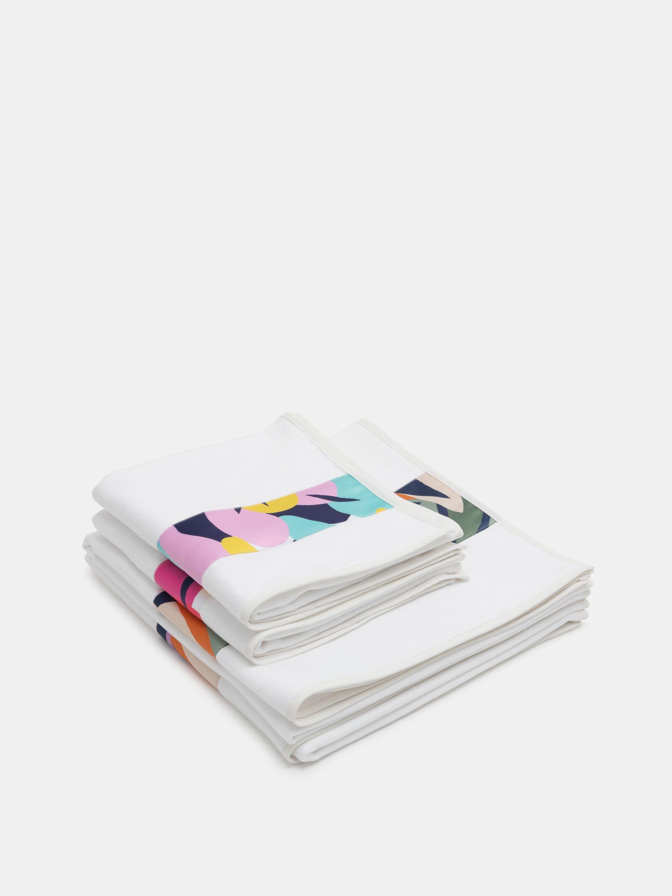 Frottee Handtuch bedrucken
