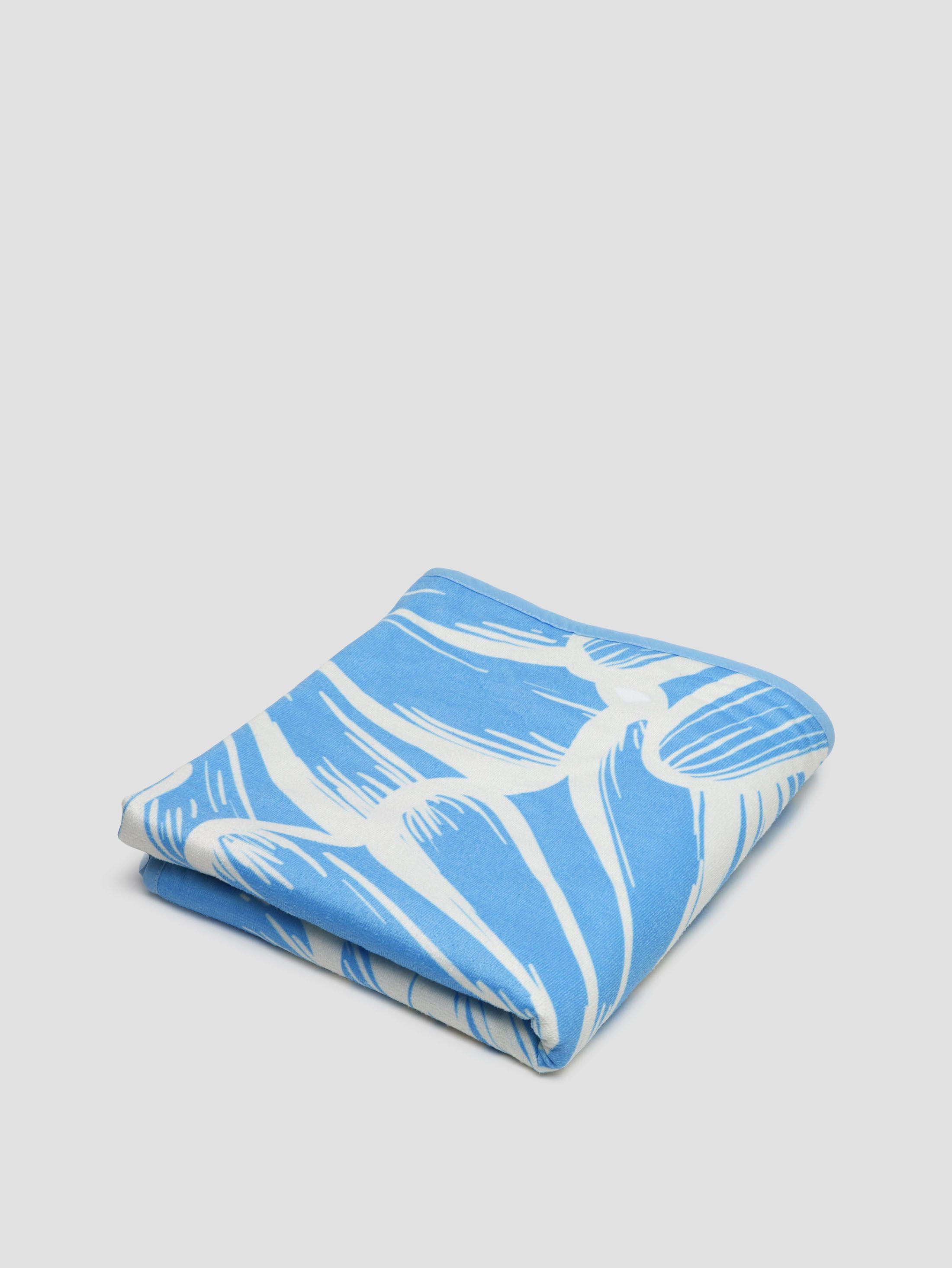 Serviette de plage personnalisée avec votre design