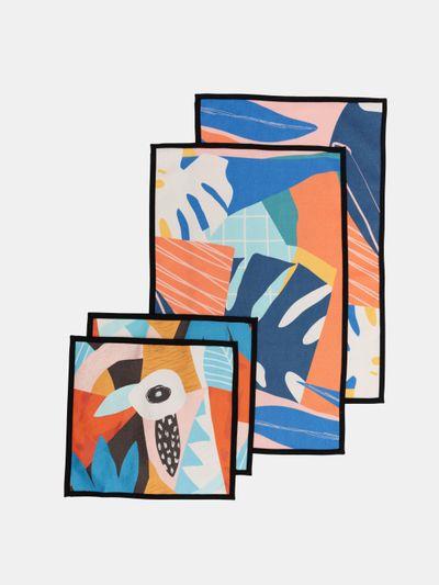 オリジナルタオルセット デザイン