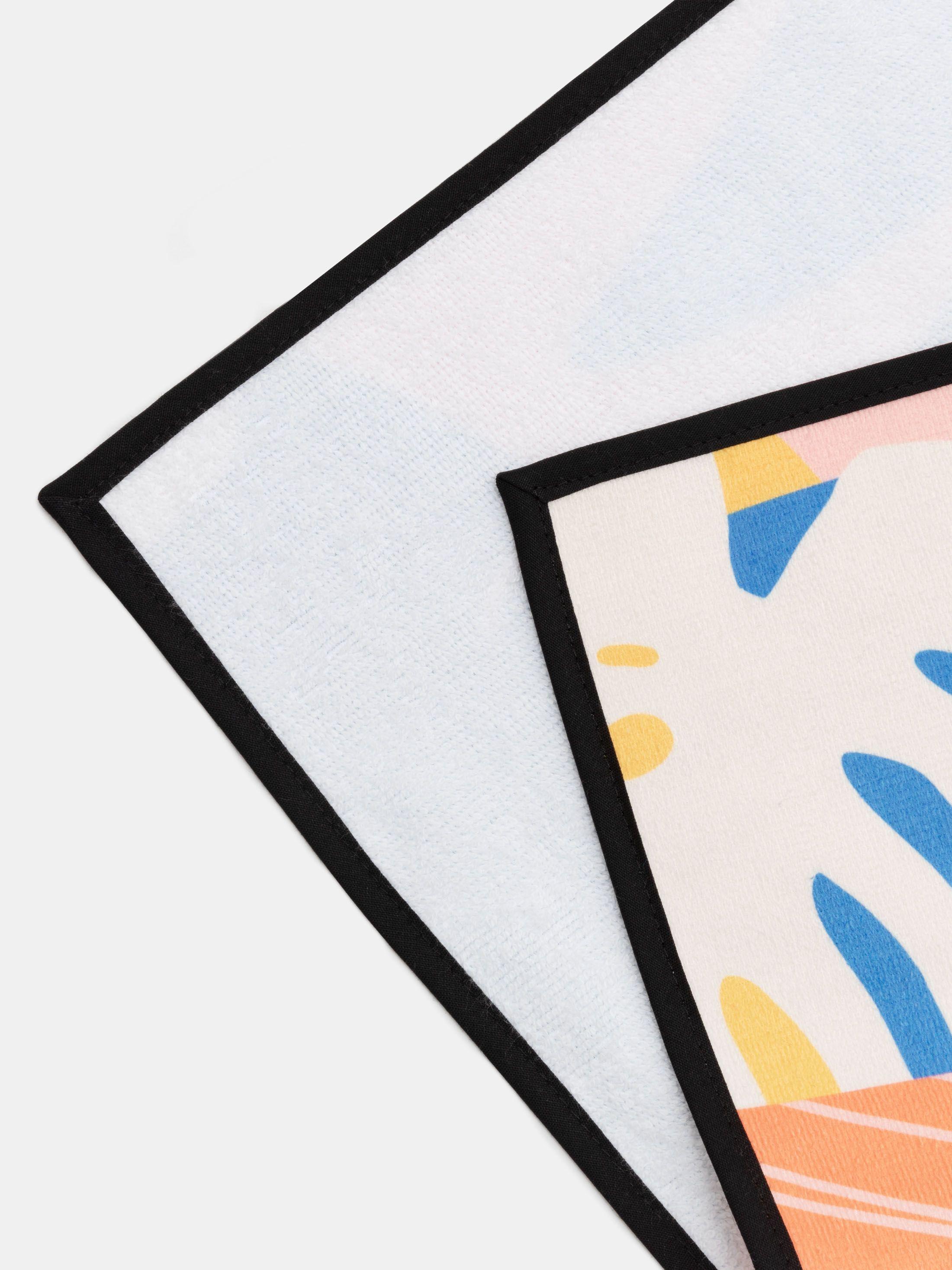 Printed Hand Towels UK