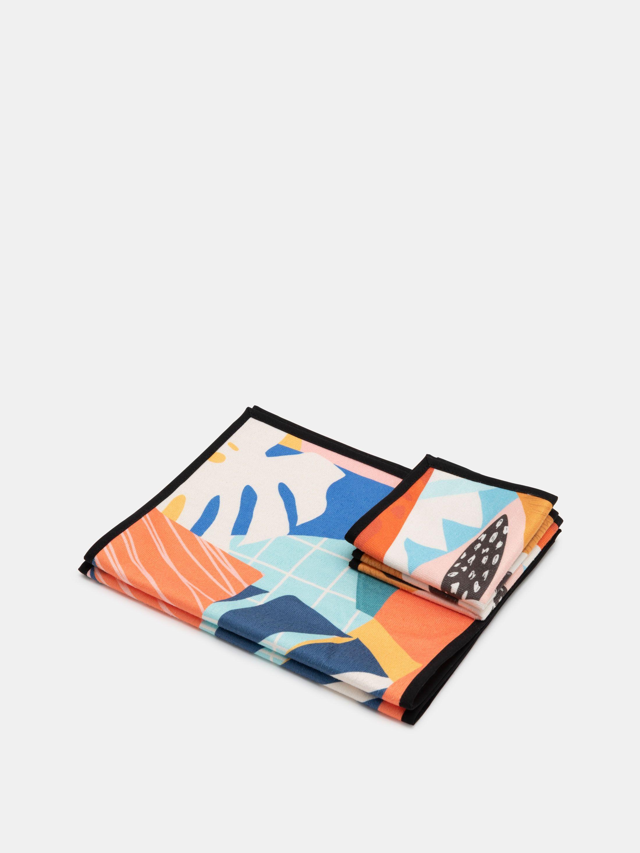 Stampa Asciugamani Mani e Viso