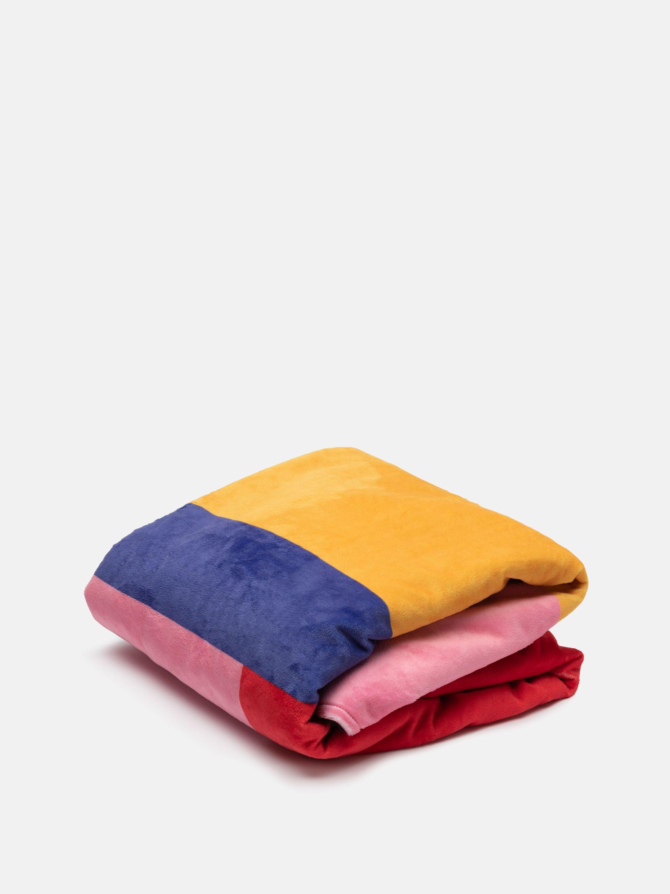 Plaid pour canapé personnalisé avec design