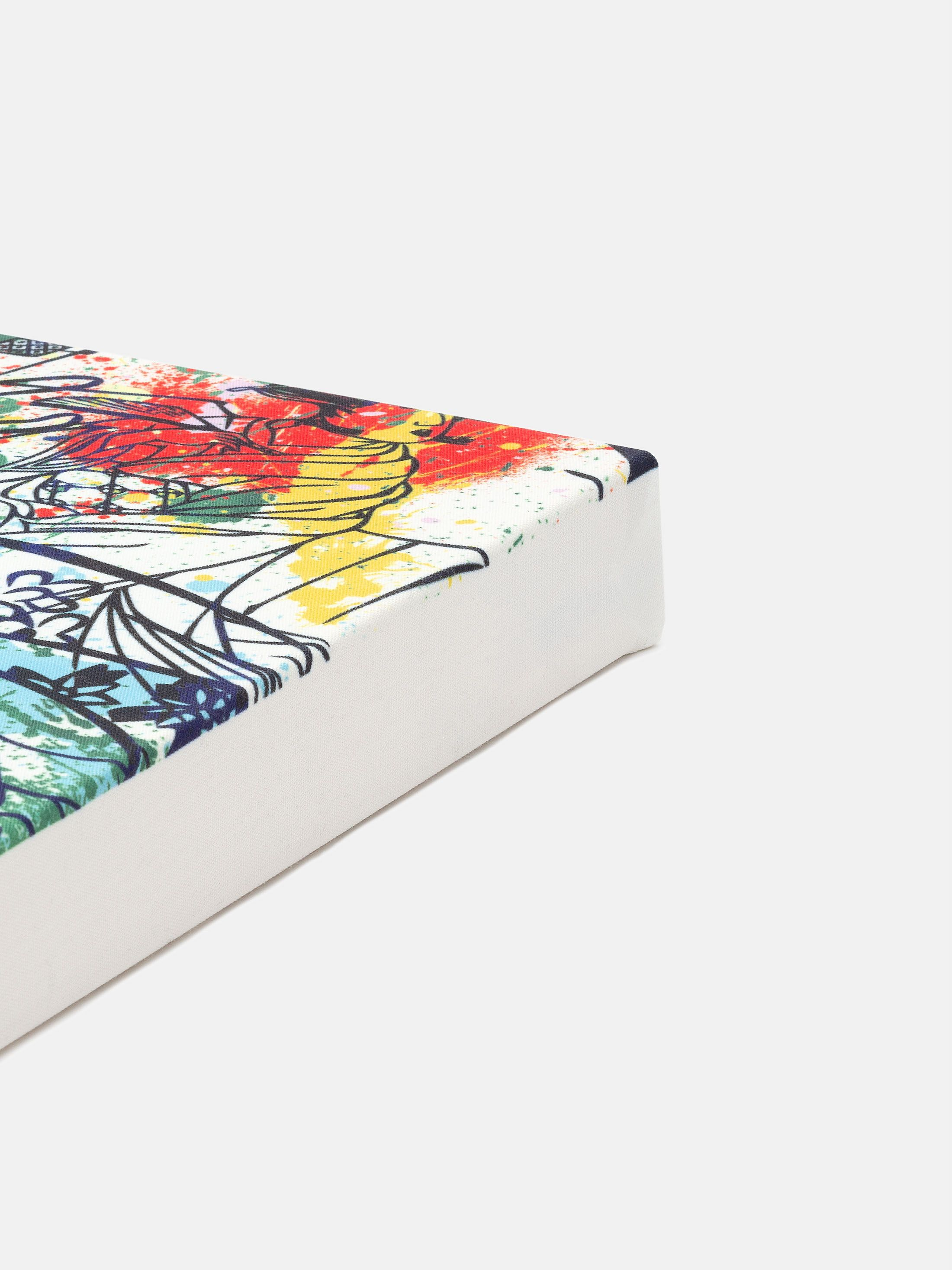customise a canvas