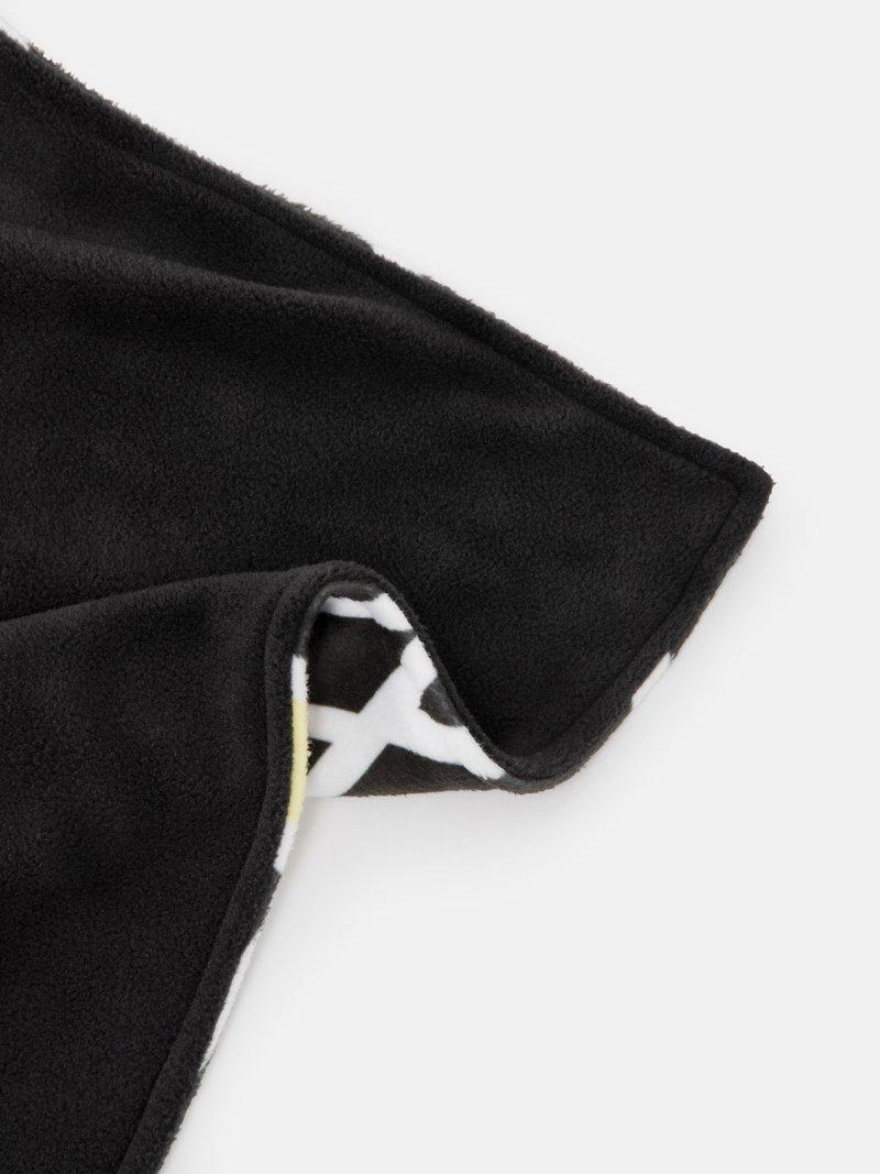 details of custom blankets