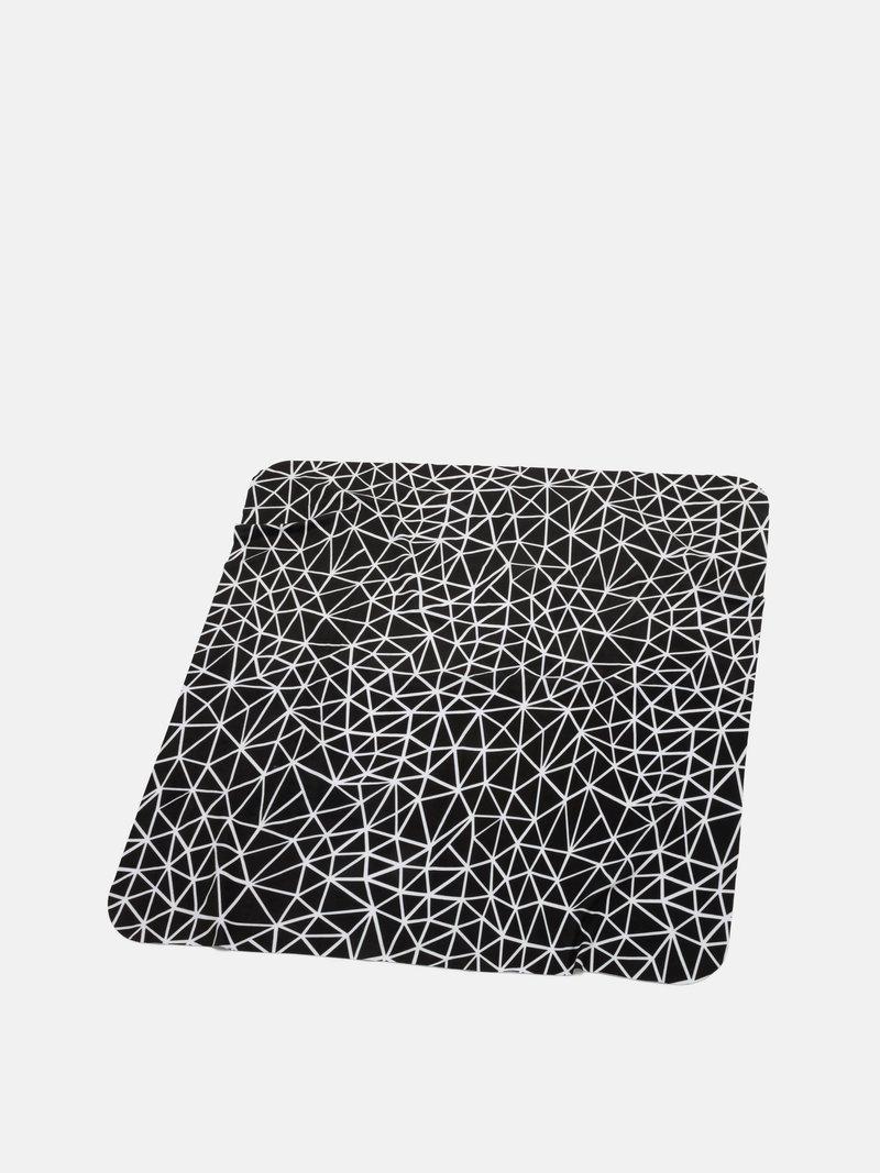 Printed pattern design light summer blanket