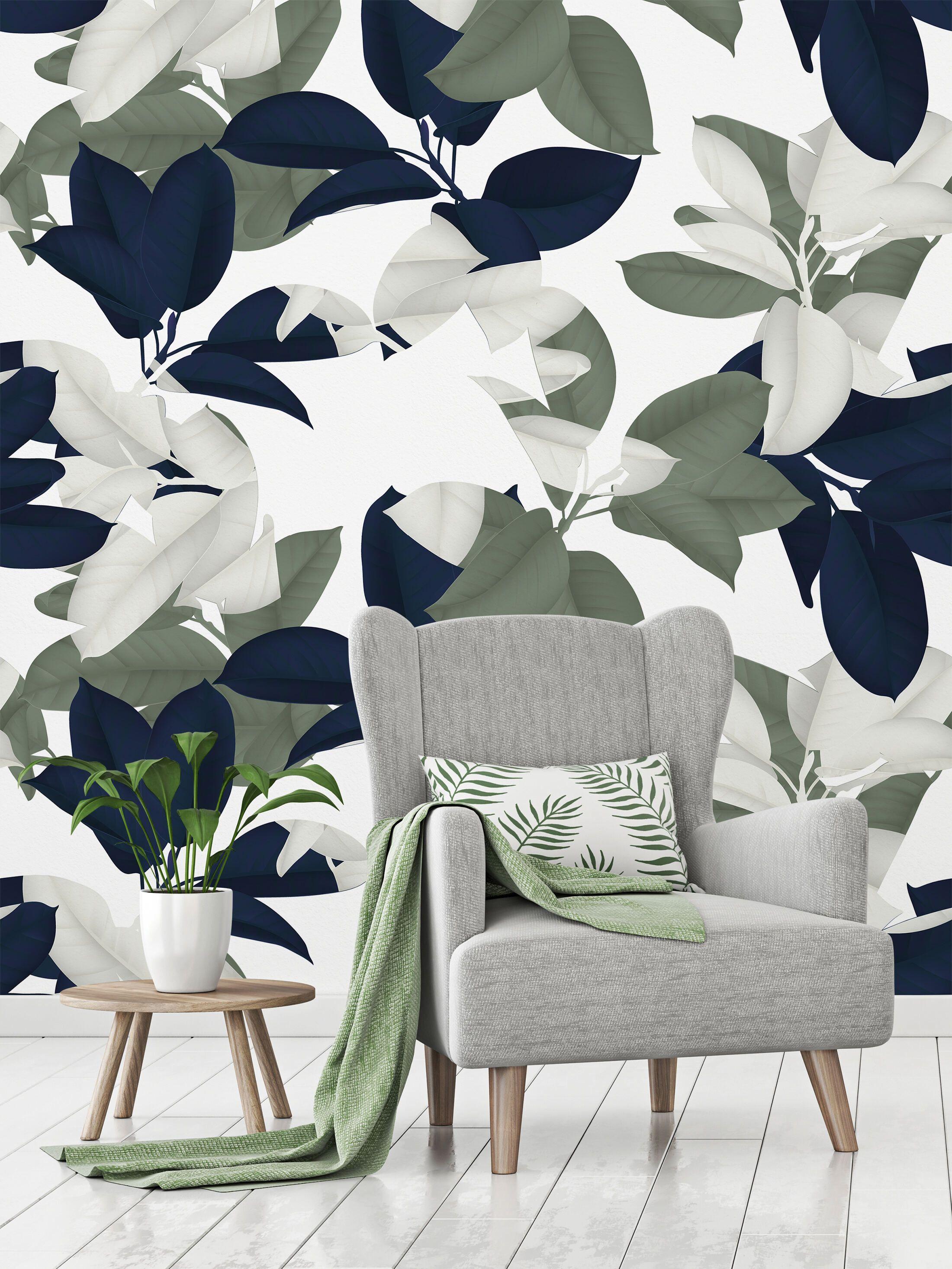 brush stroke wallpaper