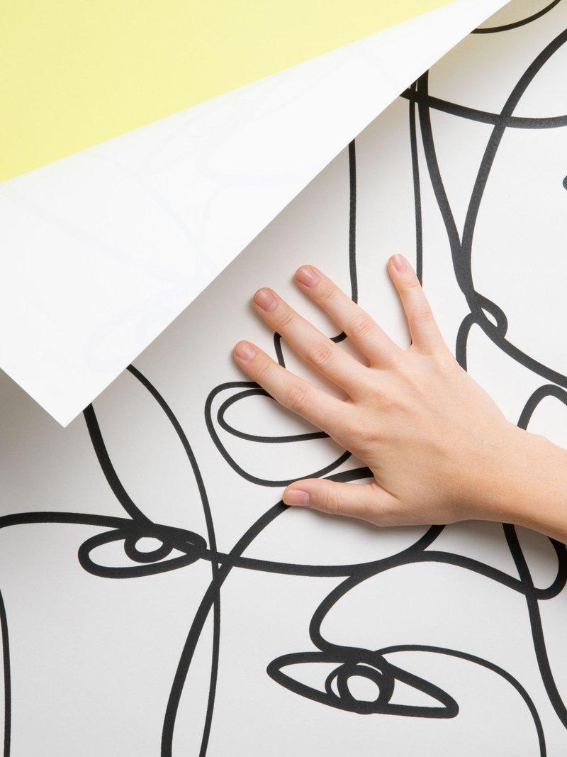 デザイン印刷 プリント壁紙