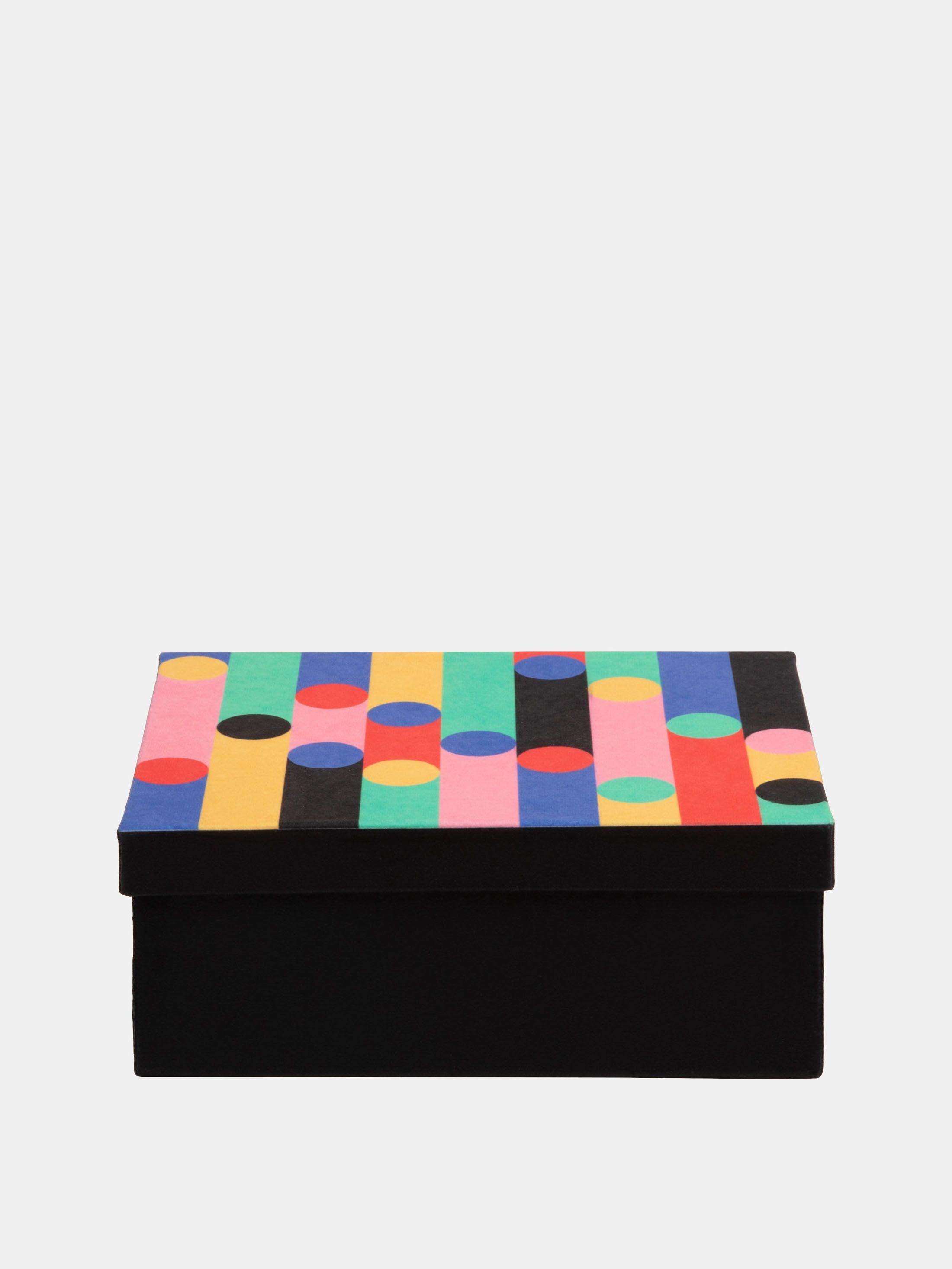 Boîte de rangement avec design pour souvenirs de vacances