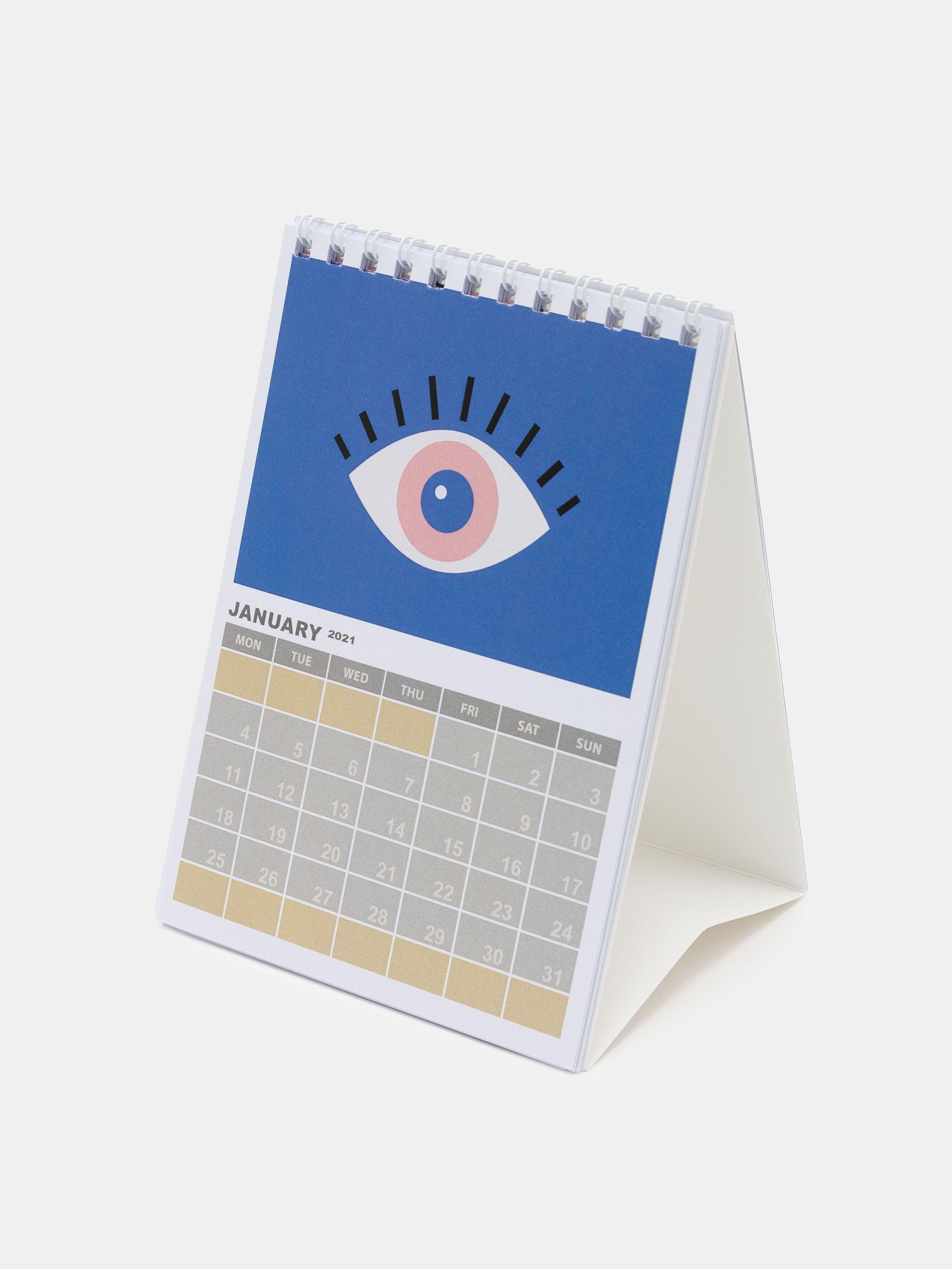 卓上カレンダー デザイン 印刷