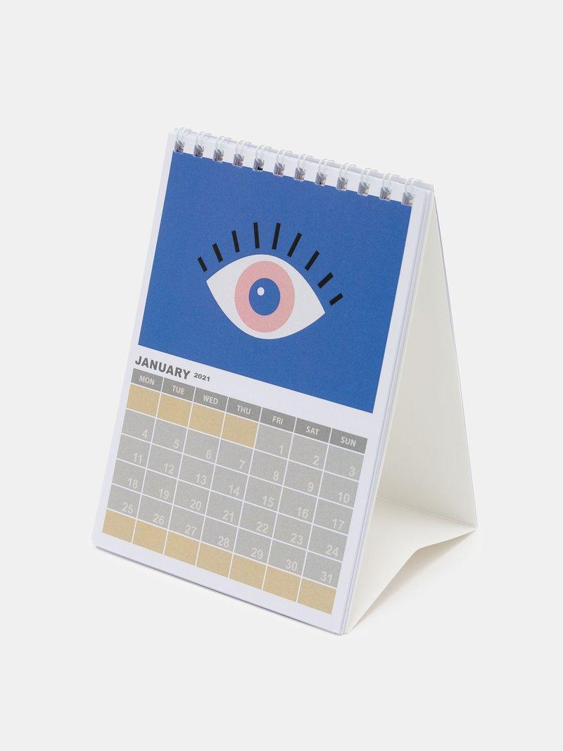 créez votre propre calendrier de bureau