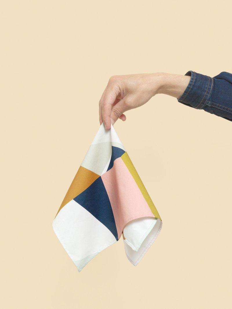 create napkin desgin
