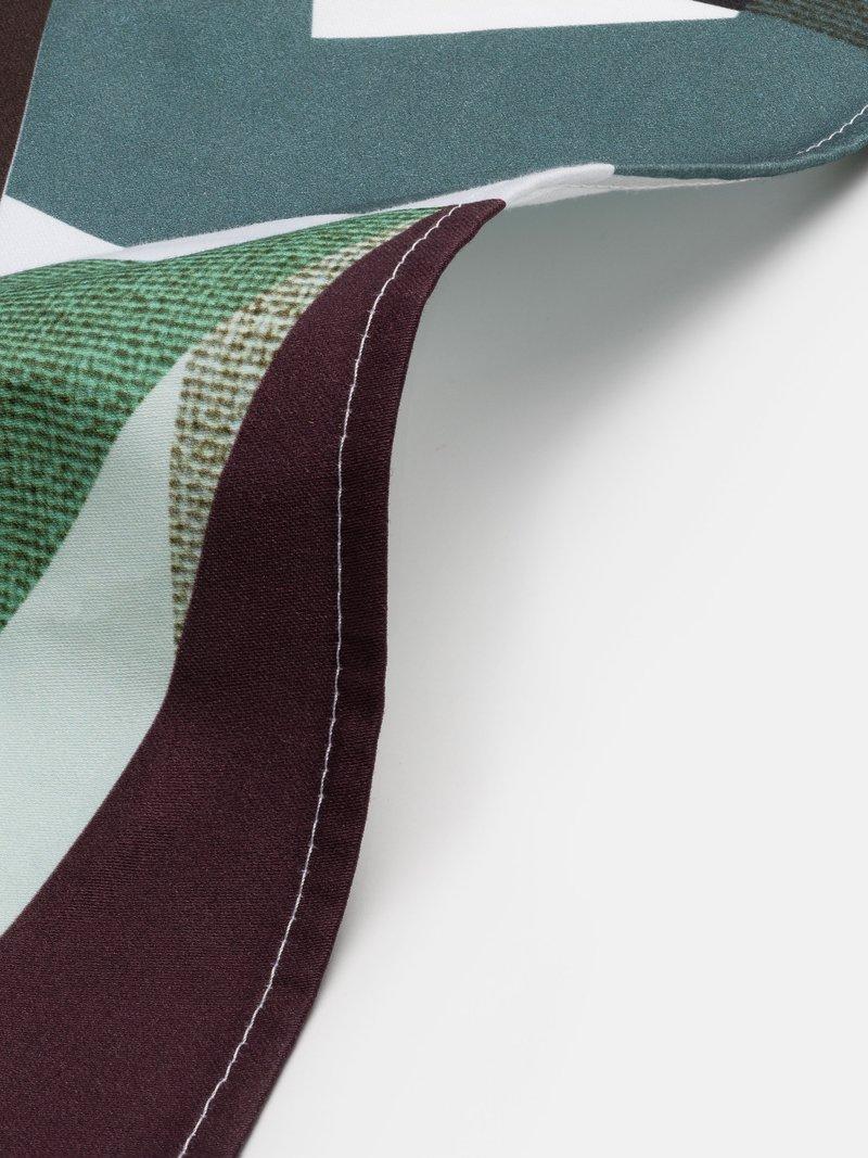 printed napkins detail