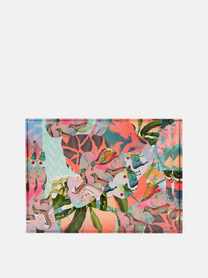Impression sur bloc acrylique photo