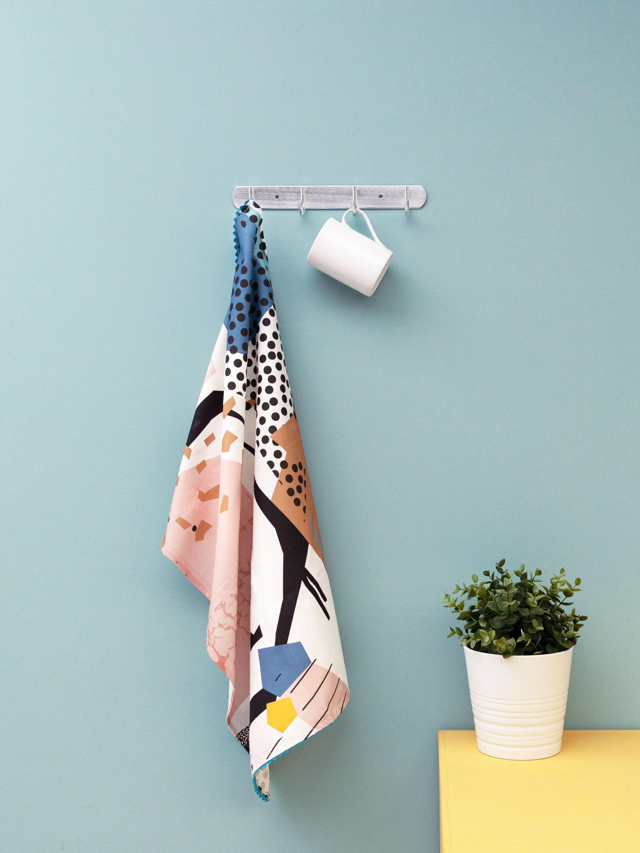 design printed tea towels