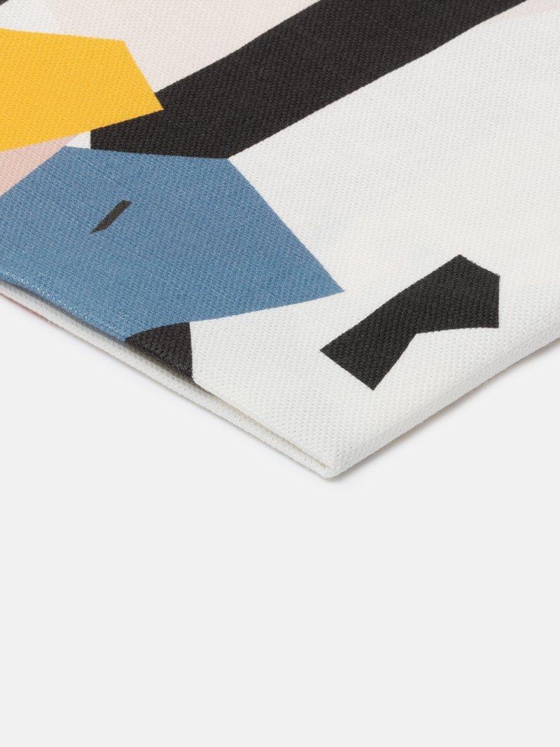 print on tea towel