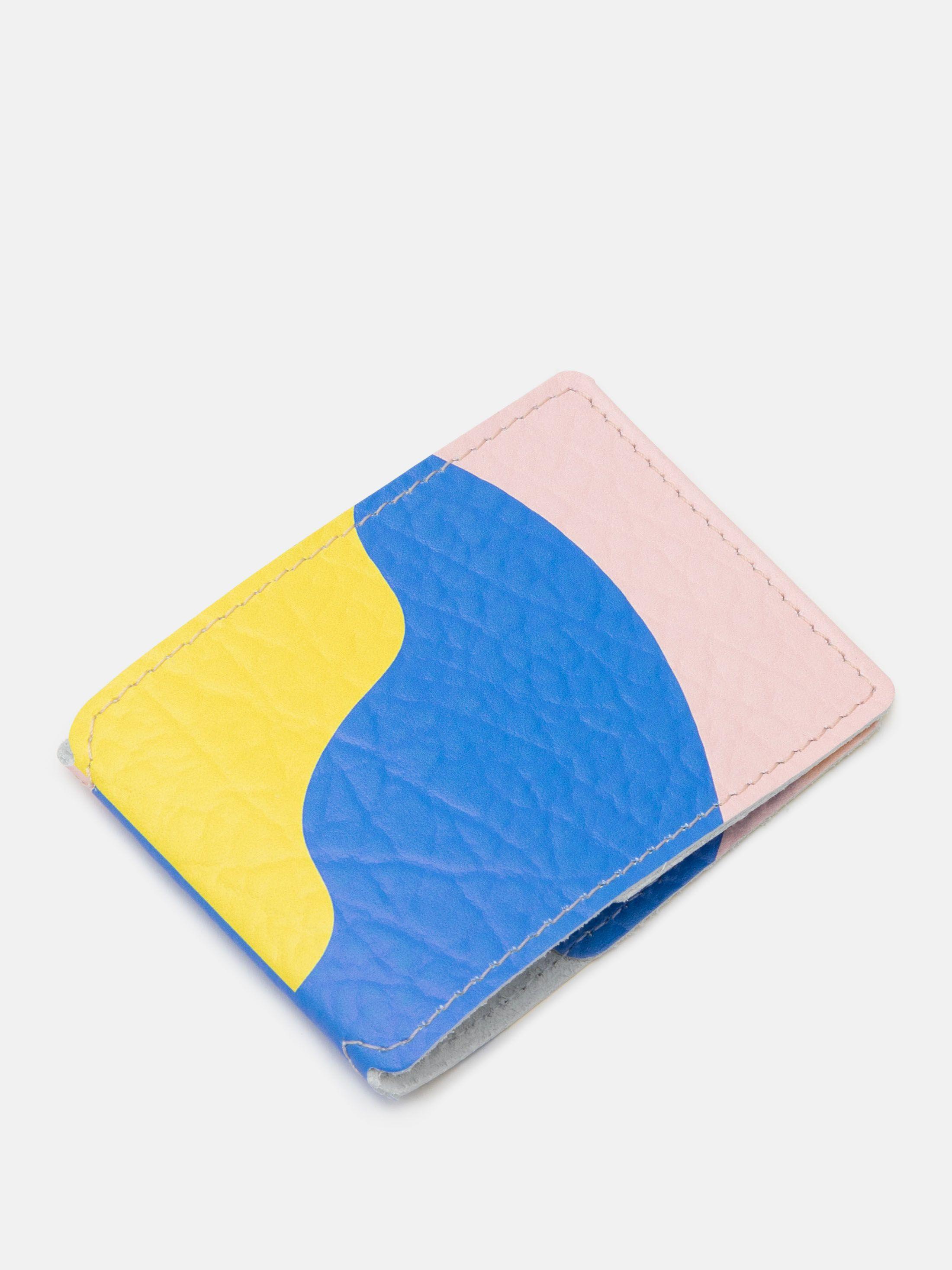 porte-carte de transports en cuir personnalisé
