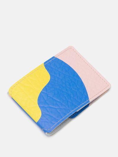 Travel card holder custom